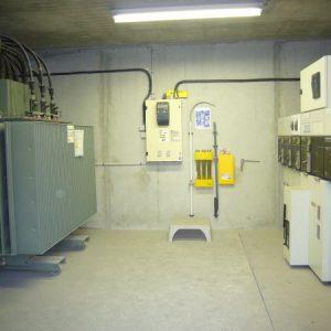 Distribution électrique HTA