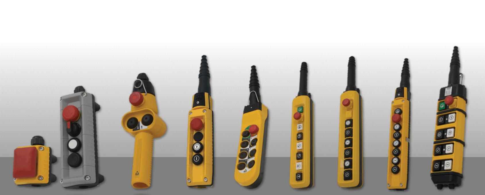 Pendant-control-stations-Produktübersicht